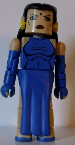 Minimates Central Reviews - Cyborg and Raven